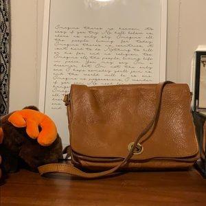 Gently used Zara leather bag